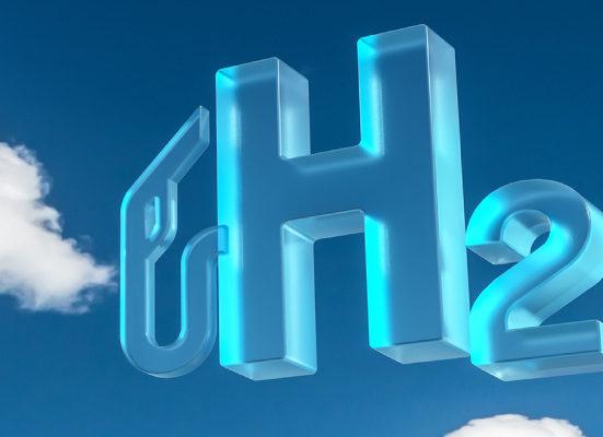 hydrogen cylinders
